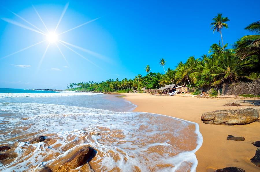 Sri Lanka Strand - Reisespezi24.de