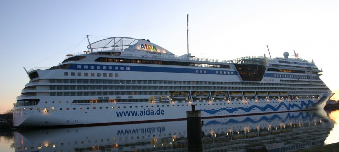 Lastminute AIDA blu Clubschiff ab 449,-€