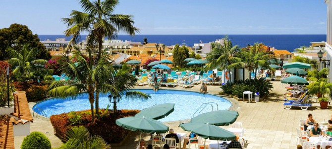 Teneriffa ab 346€ inklusive Halbpension