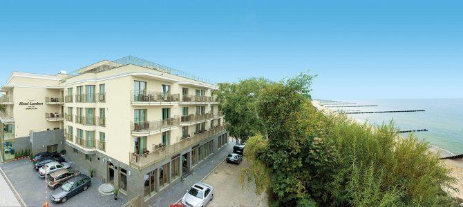 Hotel Lambert – Ostsee Wellness & Spa ab 19,-€