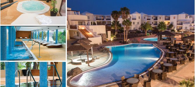 Lanzarote Sport & Wellness Resort ab 363,-€