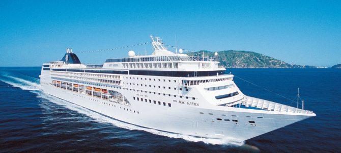Lastminute MSC Opera Karibik Kreuzfahrt ab 449,-€